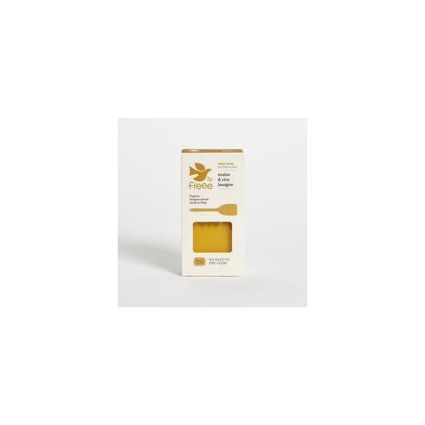 Majs & Ris Lasagne plader Økologisk og Glutenfri Ø/GF - 250 gr