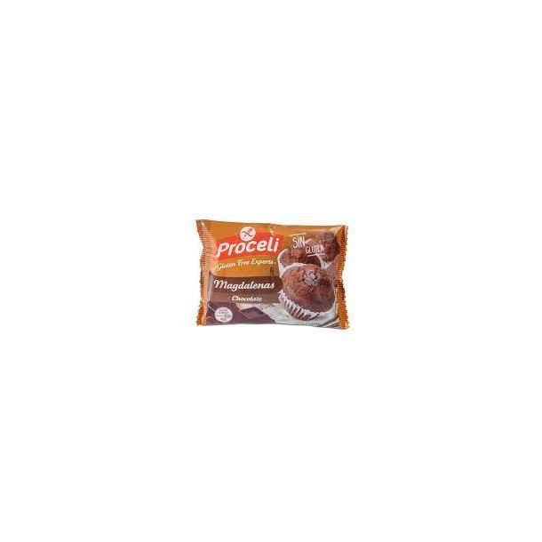 Chokolade muffins glutenfri 180 gr