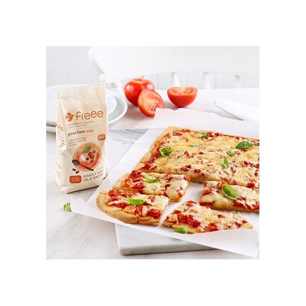 Pizzamix glutenfri 350 gr