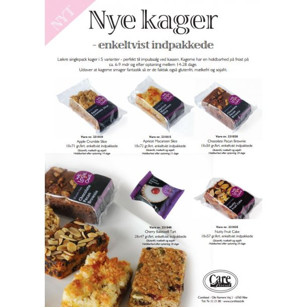 Download PDF brochure Her:Kager, Singelpacked, WLC