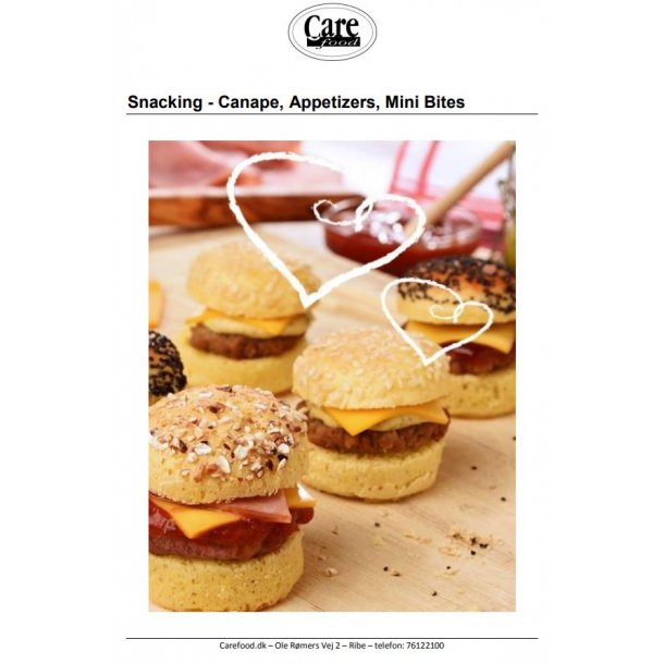 Carefood Brochure: Snacking