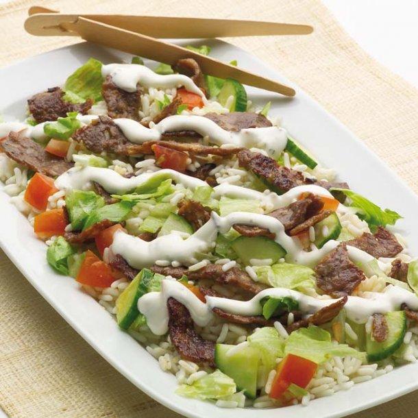 Okse Kebab 10 kg./krt.