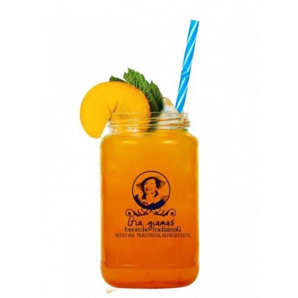 Lemonade, Fersken (Gl.daws Lemonade Koncentrat)