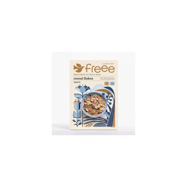 Cereal-flakes glutenfri, økologisk
