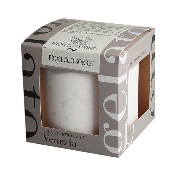 CUBO Italiensk is - Prosecco SORBET (6 x 380 gr / 473 ml)