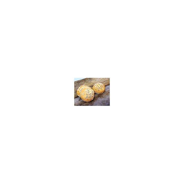 Glutenfri økologiske solsikkeboller ØKO - 400 gr (5 x 80 gr) OBS: SENDES IKKE MED FRAGTMAND