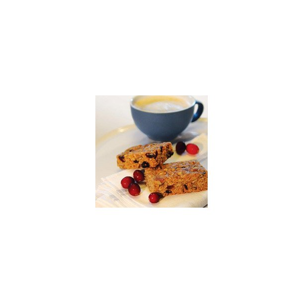 KAN SKAFFES - 231025 Cranberry & Pecan Flapjack 18 x (approx. 50g)