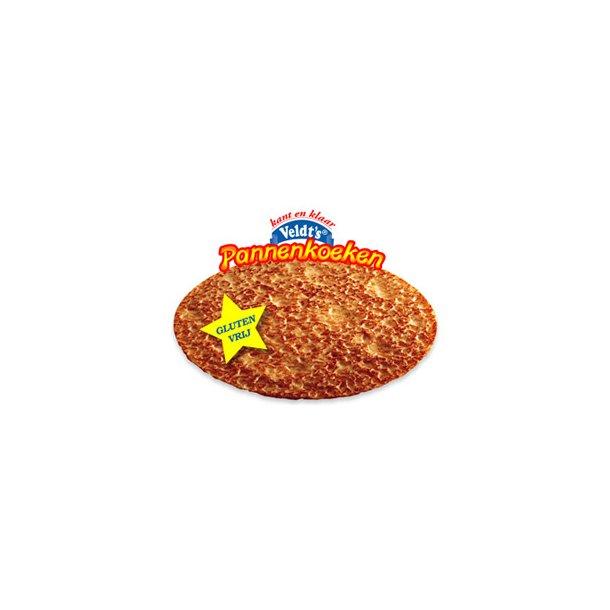 Glutenfri pandekager, 20 cm 3x5x100 gr./krt.