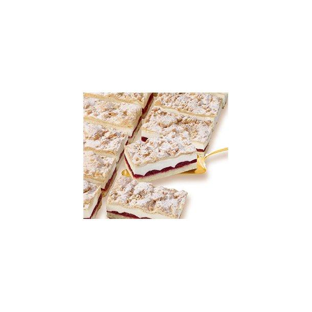 Flaky Cream Slice