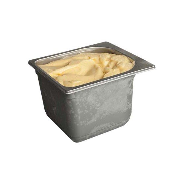 2 x 2,5 ltr. Italiensk sorbet is, mango