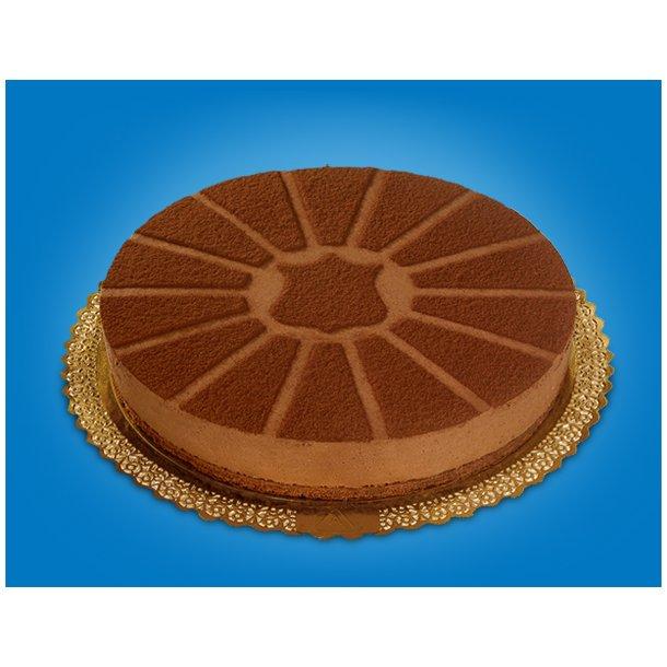 Chokolade Mousse Kage, Italiensk
