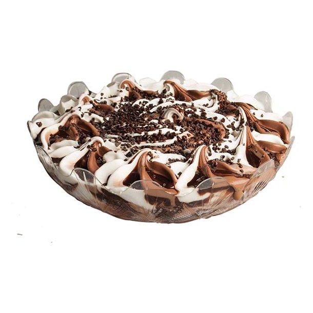 Italiensk islagkage - chokolade/vanille