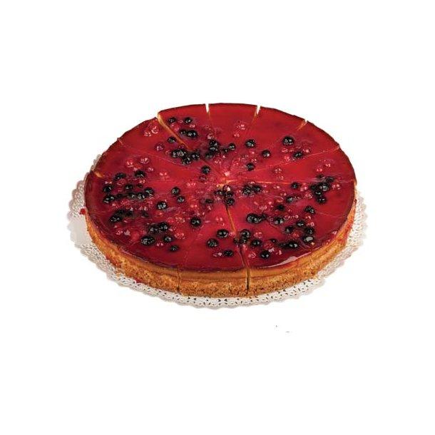 Italiensk Cheesecake med skovbær, 1x1450 gr.