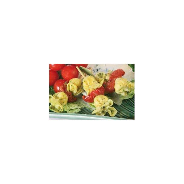 Tapas Fiocchetti pasta m/gorgonzola - 60x19 gr/krt