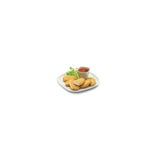 Chicken nuggets - Glutenfri, GF - 300 gr OBS: SENDES IKKE MED FRAGTMAND - KUN AFHENTNING I RIBE