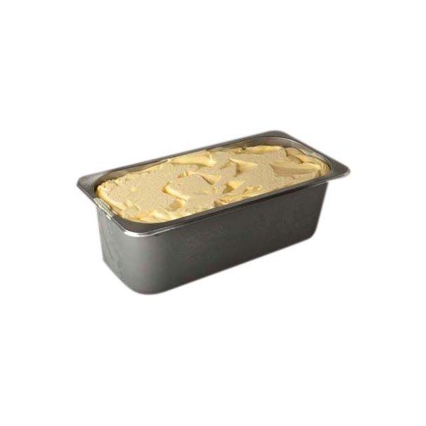 4,75 ltr. Italiensk is, vanille (gul)